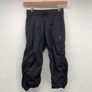Ivivva Girls Black Track Pants Size 12
